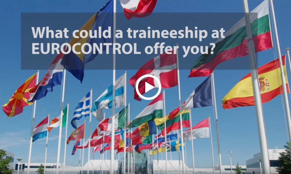 Who can be a trainee at EUROCONTROL